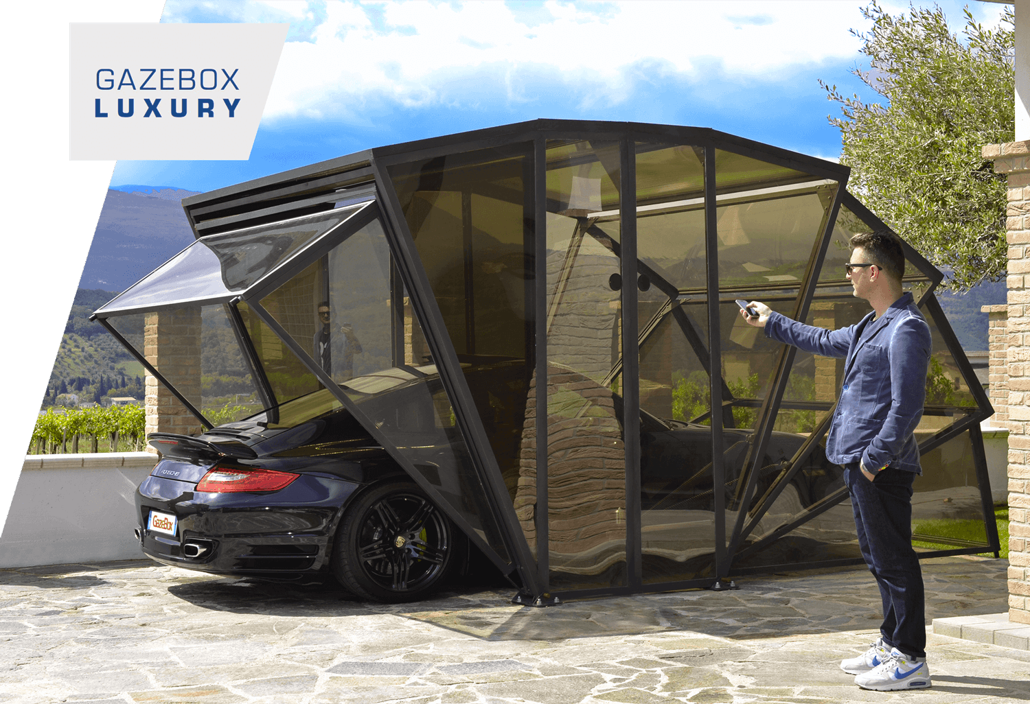 gazebox luxury