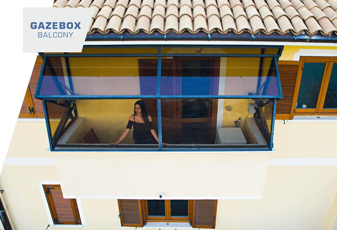 gazebox balcony