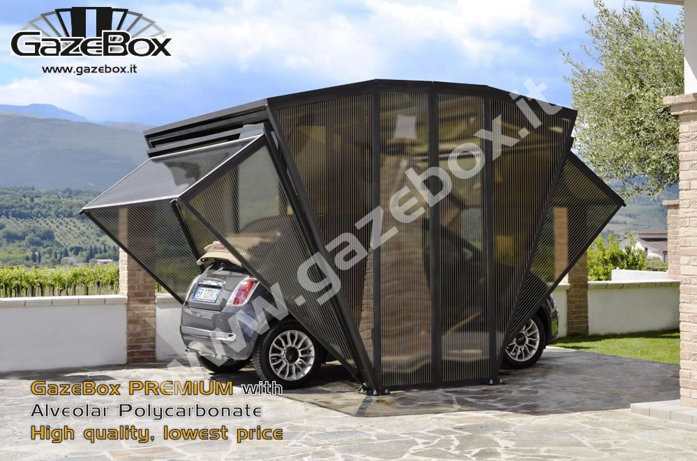 Gazebox the metal carport the best