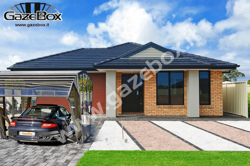 Gazebox the modern carport garage